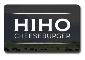 HiHo Gift Card Icon