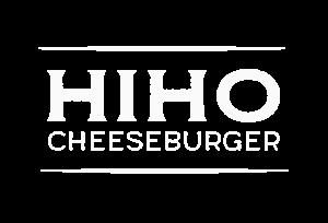 White HiHo logotype