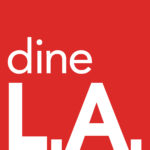Red dine L.A. logo